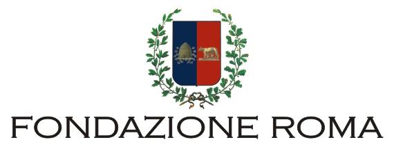 logo fondazione roma