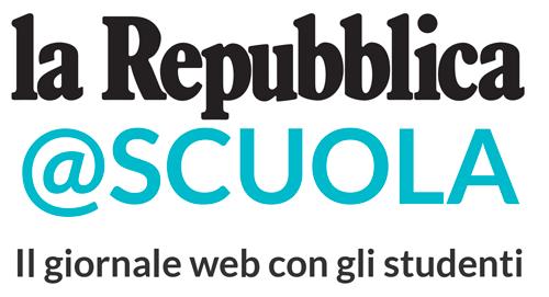 pulsante La Repubblica Scuola